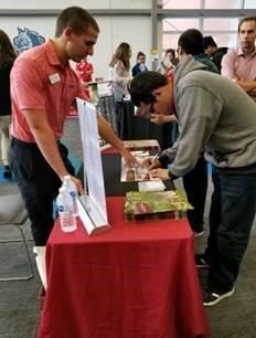 CV college fair