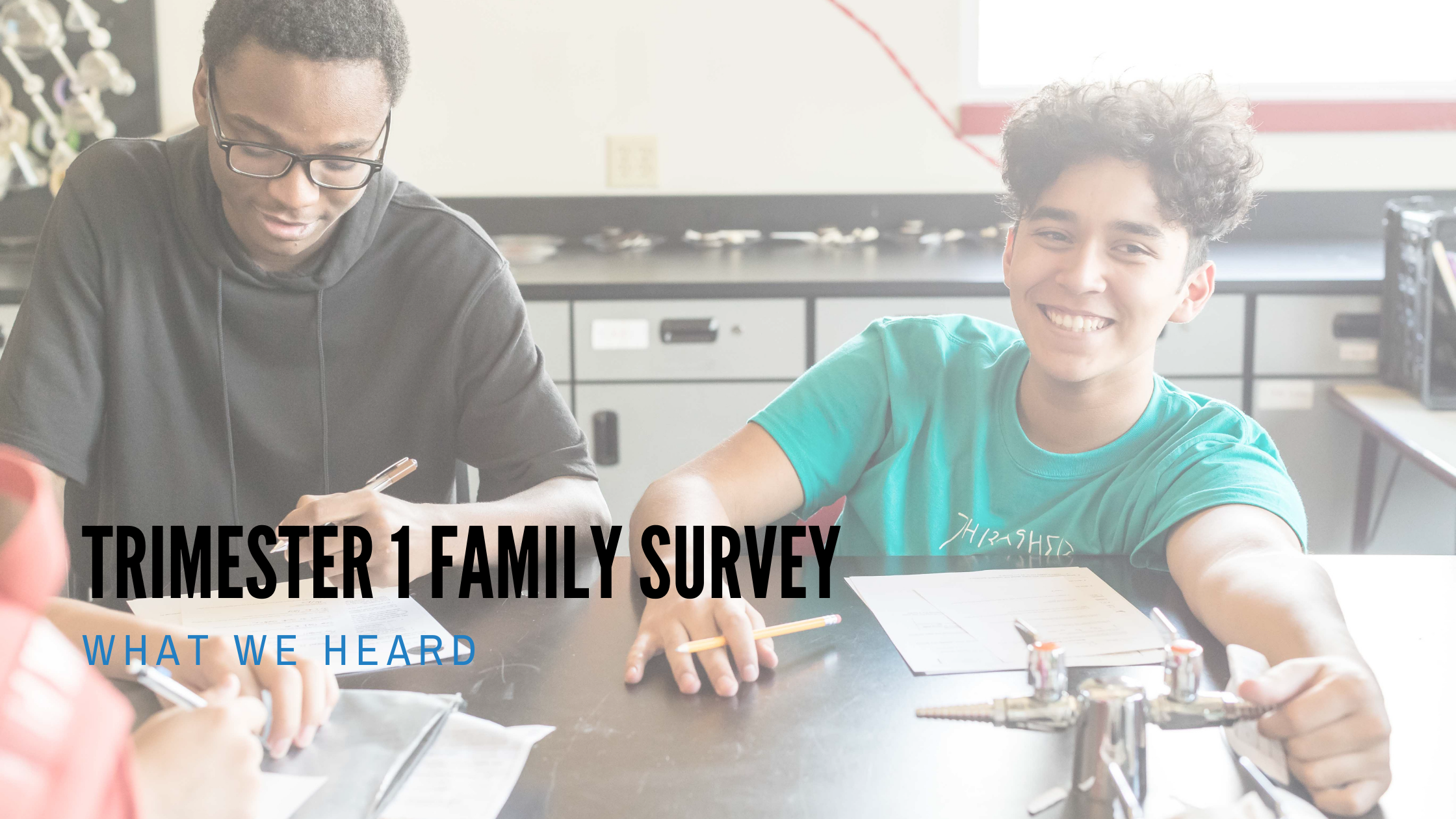 Trimester 1 Family Survey